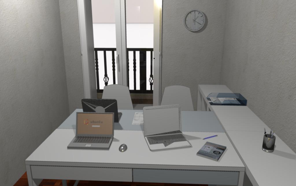 bureau individuel 2