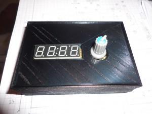 Programmateur Arduino pour machine à laver