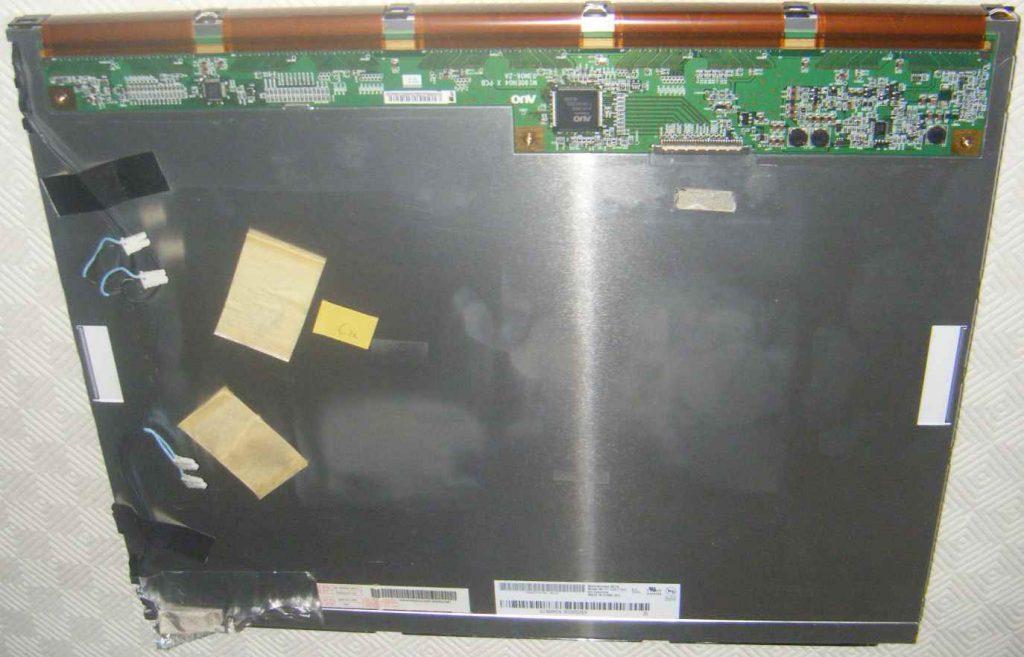 NavLab - Tutoriels - Réparation DELL 1907FPC - dalle auo m190en04 v5