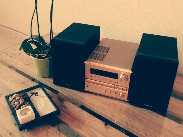 Réparation tiroir CD Yamaha CRX-E150