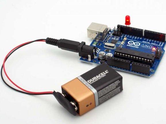 Alimenter votre carte Arduino