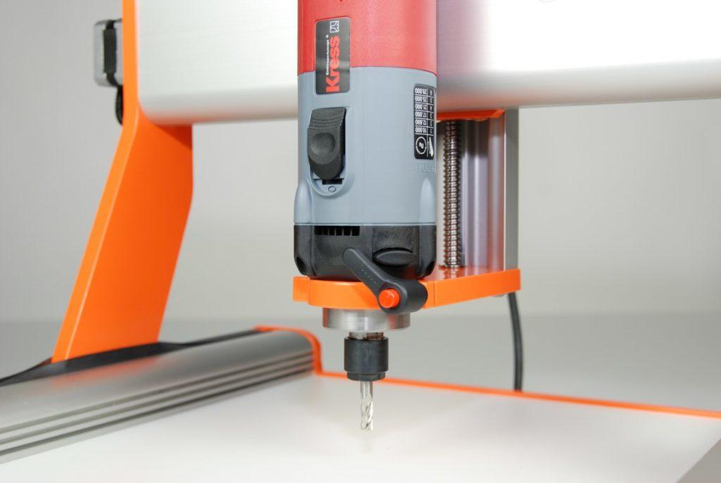 Fraiseuse CNC Stepcraft 600 hobby