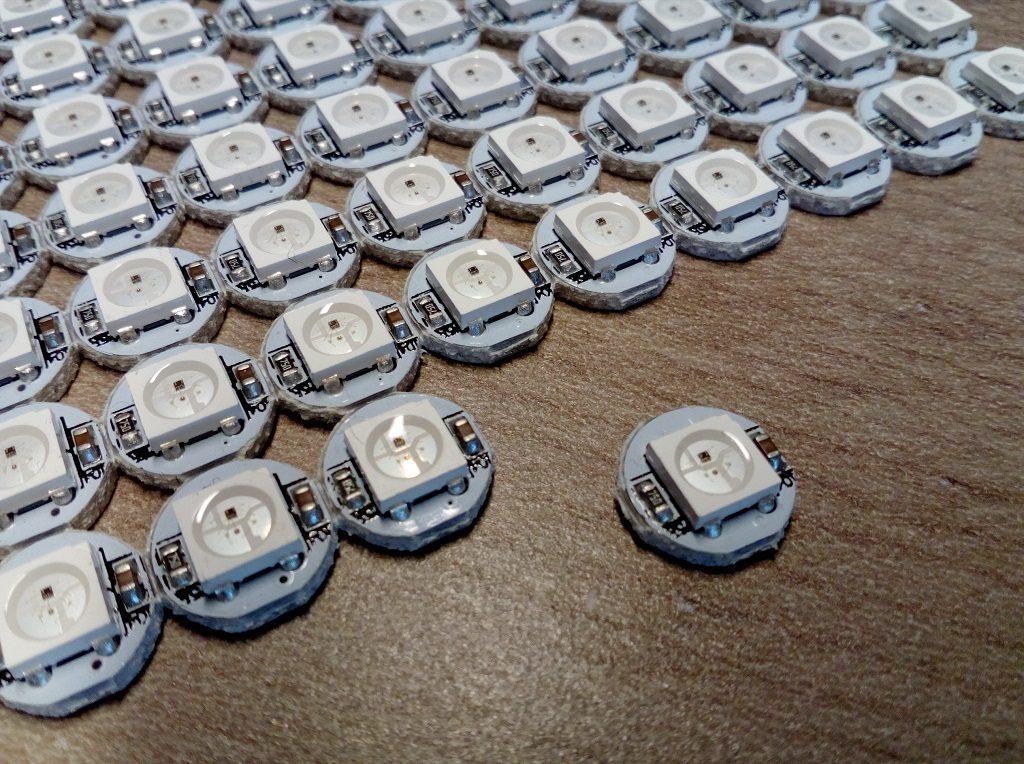 RGB LED tutoriel arduino pilotage éclairage multicouleur diy électronique décoration