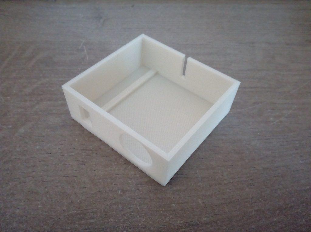 veilleuse nuage Arduino impression 3D boitier bricolage tutoriel navlab