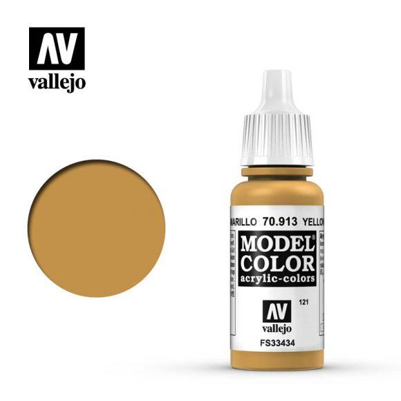 NavLab - Tutoriels numériques et ludiques - model-color-vallejo-yellow-ochre-70913-580x580