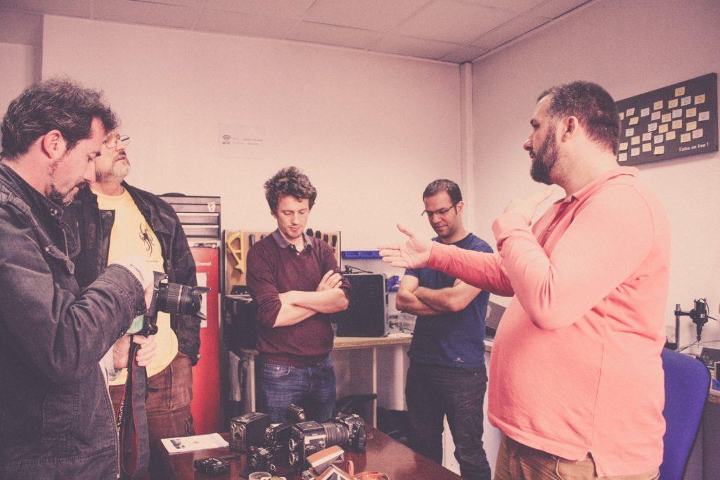 atelier photo animation tiers lieu espace collaboratif fablab bruno messin animateur numérique communauté